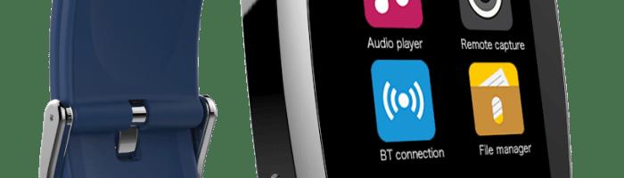Evolio X-Watch Pro, smartwatch cu camera video si SIM