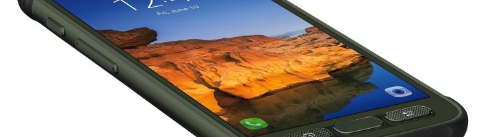 Samsung Galaxy S7 Active – la fel de performant dar mai rezistent