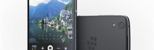 BlackBerry a lansat DTEK50, cel mai securizat telefon cu Android la 300 de dolari