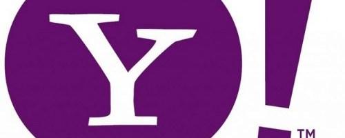 Yahoo in cadere libera