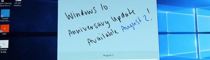 Microsoft ne ofera 10 motive pentru care merita sa faci upgrade la Windows 10 inaintea expirarii perioadei de gratuitate