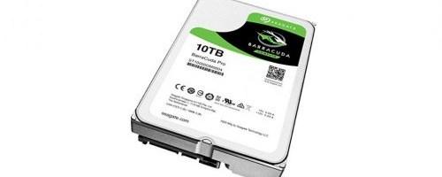 Seagate dezvaluie un hard drive de 10TB pentru PC