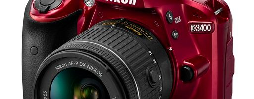Nikon anunta D3400