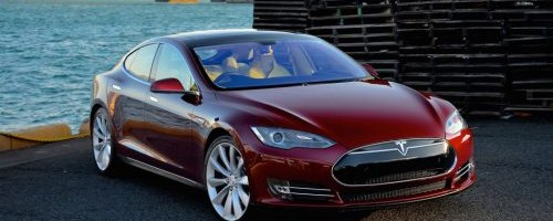 Tesla a lansat bateria P100D