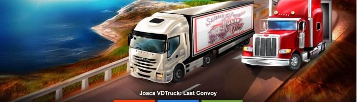VDTruck - Last Convoy: un joc nou 100% romanesc pe o idee originala