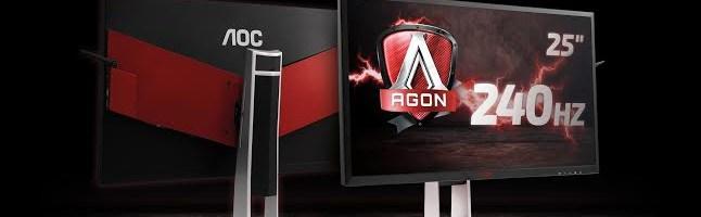 AOC a lansat monitorul AGON AG251FZ