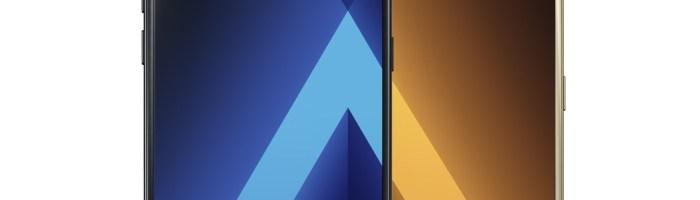 Samsung a lansat gama de smartphone-uri Galaxy A 2017