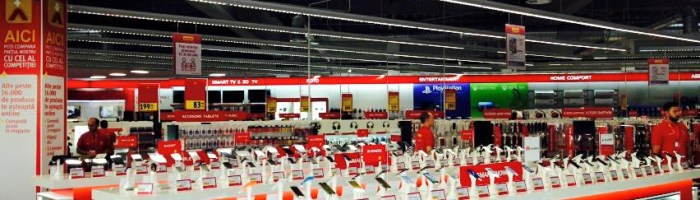Retur in magazin la produse cumparate online la Altex