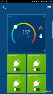 Configurare rapida termostat