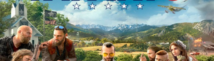 Far Cry 5 - trailer, personaje, data de lansare