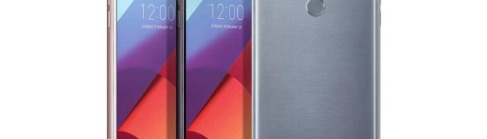 Oferta zilei: LG G6 la doar 1700 Lei