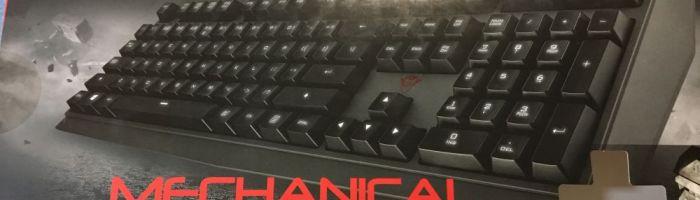 Tastatura Trust GXT 880 – PRO si CONTRA