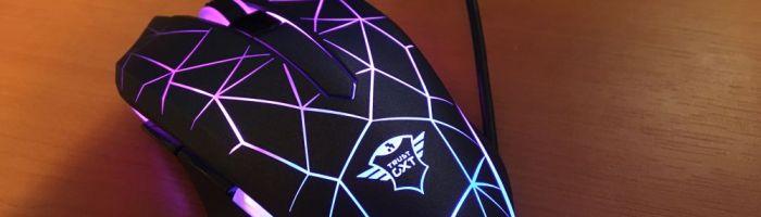 Trust Heron – mouse RGB accesibil