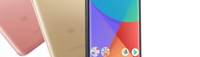 Xiaomi lansează Mi A1 - primul smartphone chinezesc din programul Android One