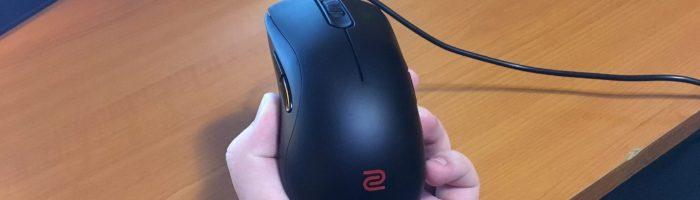 Mouse Zowie ZA12 – dedicat pentru pasionatii de jocuri FPS