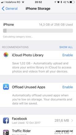 iPhone-8-Storage