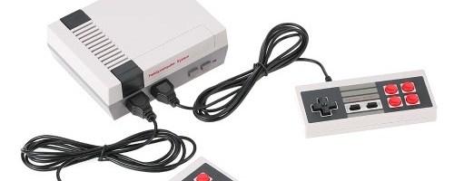 NES Game Machine – consola de jocuri retro la doar 22$