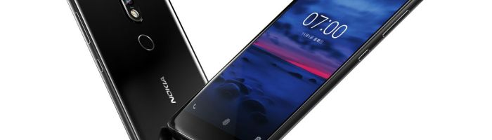 Nokia 7 a fost anuntat in China