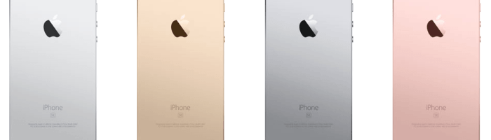 Apple ar putea sa lanseze iPhone SE 2 in 2018