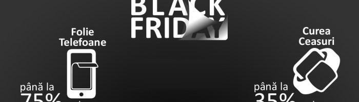 Black Friday 2017: au inceput reducerile la Smart Protection, producator de folii invizibile