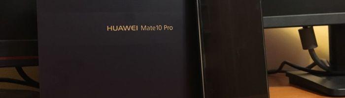 Review Huawei Mate 10 Pro