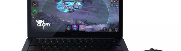 Razer Project Linda sau cum sa integrezi un smartphone intr-un laptop