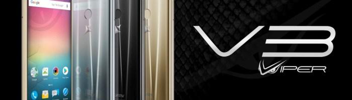 Allview a lansat V3 Viper - telefon cu display 18:9 si Dual WhatsApp