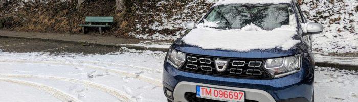 Dacia Duster 2018 (EDC – automat) review: cea mai confortabila Dacia de pana acum