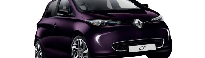 Renault Zoe 2018: un motor putin mai puternic si Android Auto