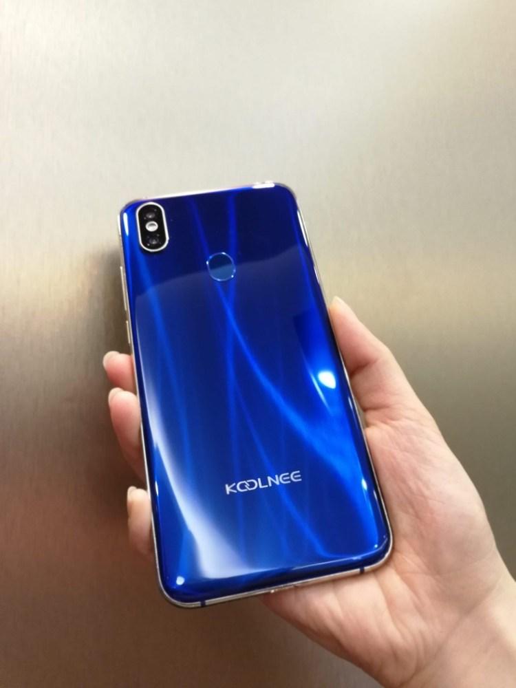 Koolnee se pregătește să lanseze un nou model cu design bezel-less. Reduceri de până la 50 dolari pentru toate smartphone-urile Koolnee (P)