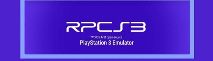 Emulatorul de PS3 RPCS3 primește noi îmbunătățiri importante