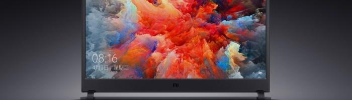 Xiaomi a prezentat primul sau laptop de gaming