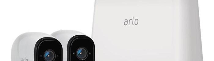 Am testat sistemul Netgear Arlo Pro - cum se prezinta si la ce este bun