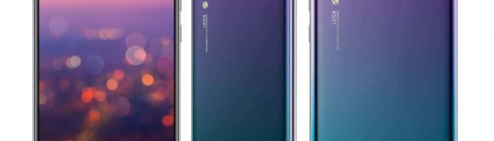 Huawei P20 si P20 Pro au fost lansate