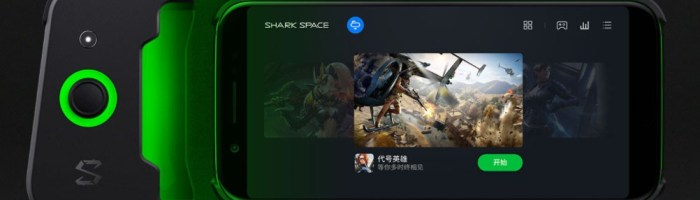 Xiaomi BlackShark a fost prezentat oficial