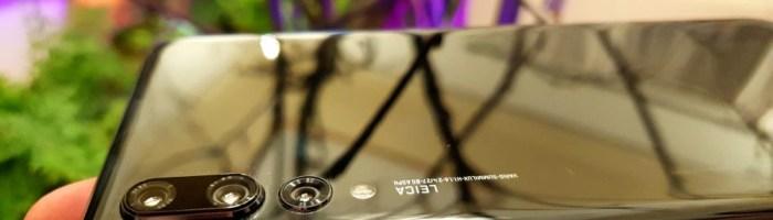 Primele impresii despre Huawei P20 Pro direct de la lansare