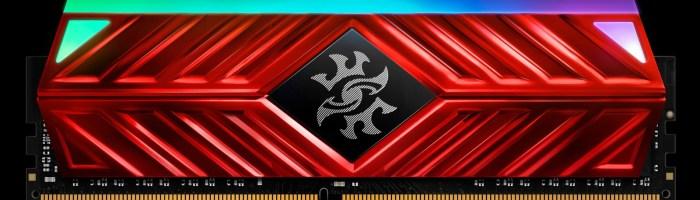ADATA a lansat memoriile RAM DDR4 SPECTRIX D41