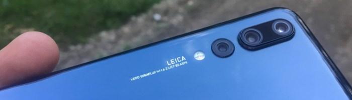 Review Huawei P20 Pro - telefonul cu cea mai buna camera foto in acest moment