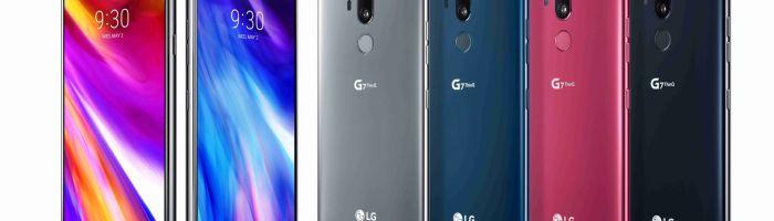 LG G7 la super pret – flagship cu Snapdragon 845 la doar 2299 lei