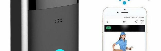Videointerfon inteligent cu acces de pe telefon