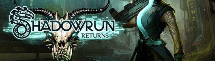 Shadowrun Returns Deluxe gratis pe Humble Bundle