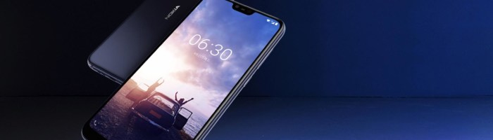Nokia 6.1 Plus disponibil in Romania
