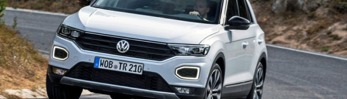 Volkswagen lucreaza la un model rival pentru Duster
