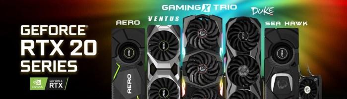 Nvidia a lansat placile video GeForce RTX 2080 TI, RTX 2080, RTX 2070