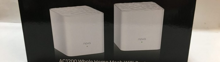 Review router wireless Tenda Nova MW3 tip Mesh