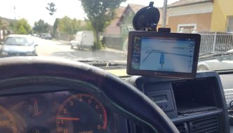 Castigator GPS Navitel E200