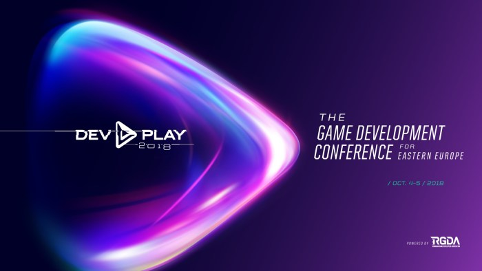 Studiouri romanesti de jocuri video angajeaza la DEV.PLAY 2018