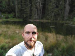 Sirocco Selfie bokeh