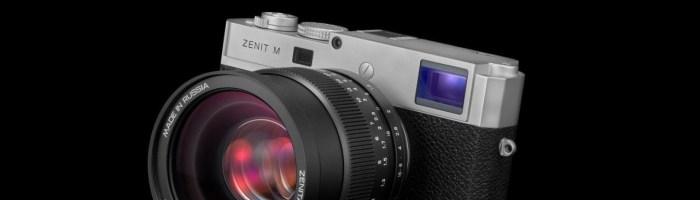 Va era dor de camerele foto Zenit? Tocmai au revenit in colaborare cu Leica
