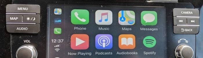 Waze si Google Maps sunt disponibile acum si in Apple CarPlay